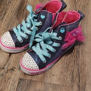 Twinkle toes girl shoes